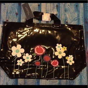 Black Marc Jacobs Fragrances Tote Bag